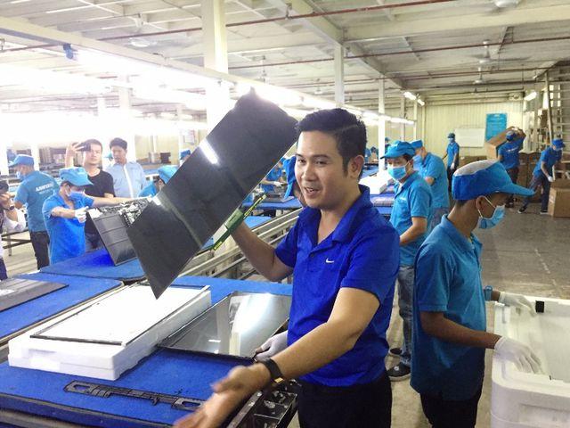 Sửa Tivi Tại Khu Đô Thị Goldmart City